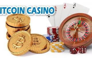 Bitcoin Casino And Gambling Online
