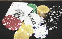 Try your luck at gambling and casino games to win!